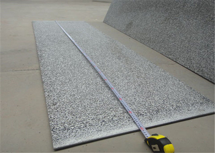 600X600mm Closed Cell Metal Foam Panel , Waterproof Aluminum Acoustic Panel