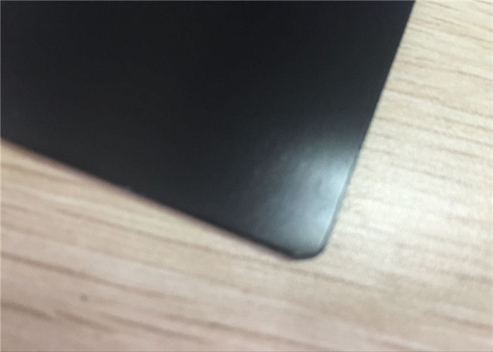 5052 Anodized Aluminum Sheets , Building Black Anodizing Aluminium Sheet with finish No 4