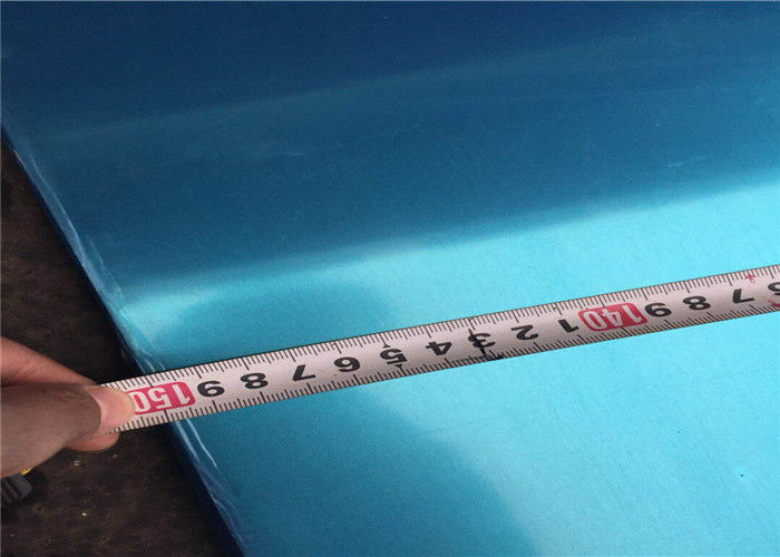 Thickness 0.8mm 5754 H111 Aluminum Sheet , Car Door Aluminium 5754 H111 Plate