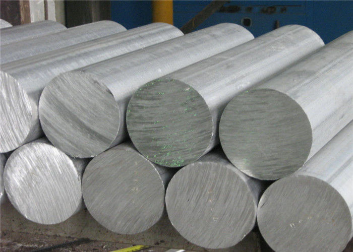 Round 6061 T6 Aluminum Bar Stock , AlSi1MgCu 6061 LD30 Extruded Aluminum Bar Stock