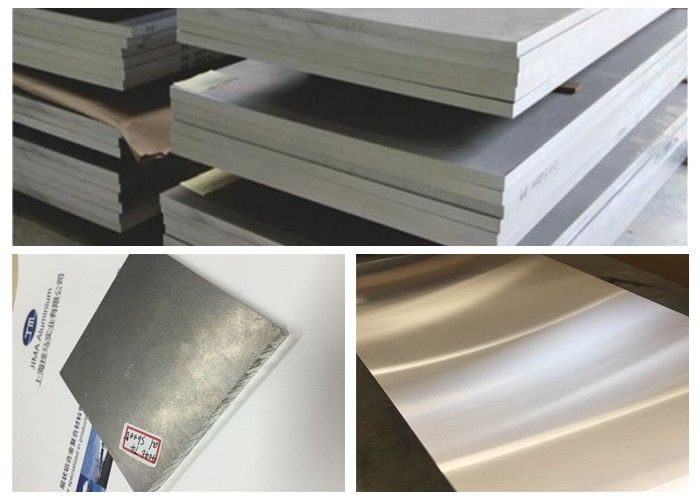 Good Toughness Aircraft Grade Aluminum Alloy , 7000 Series Aluminium Alloy Sheet 7A05 7A15 7A19 7A52
