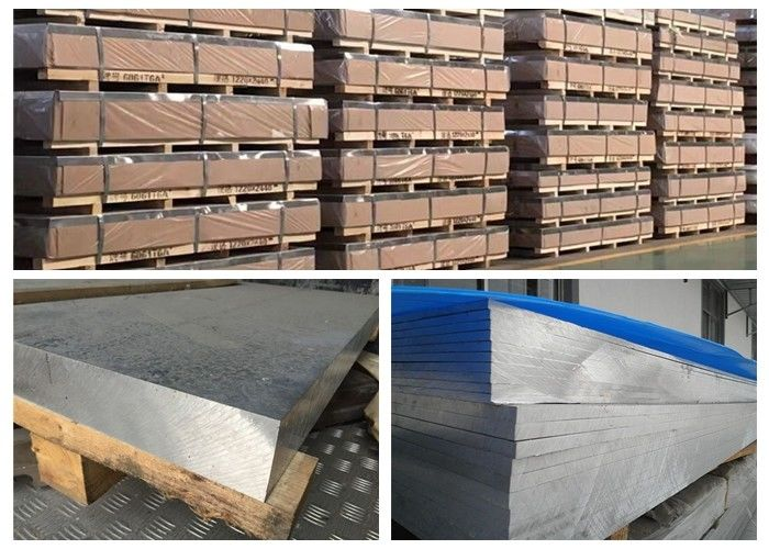 Thick 8mm 6061 6061 Aluminum Sheet Oxidation Surface Treatment Available
